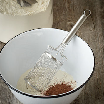 SiftStir Whisk | Prep & Gadgets | Stonewall Kitchen - Specialty Foods, Gifts, Gift Baskets, Kitchenware and Kitchen Accessories, Tableware, Home and Garden Décor and Accessories