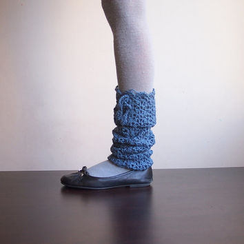 Best Crochet Leg Warmer Pattern Products on Wanelo