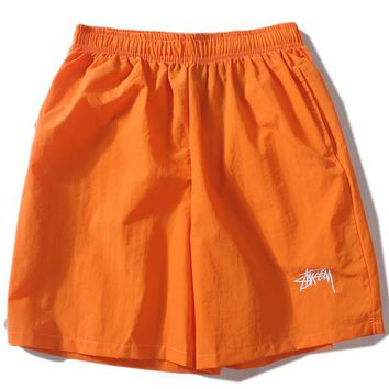 Stussy Fashion Casual  Simple Shorts