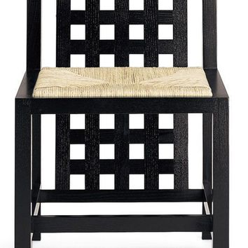 Charles Rennie Mackintosh Candida Cottage Chair