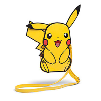 Pokémon Pikachu Faux Leather Crossbody Purse