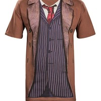 Doctor Who: Tenth Doctor Costume Shirt - Clothing & Accessories | Doctor Who Shop