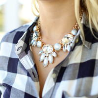 Such a Gem Necklace