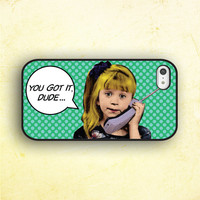 iPhone 5 Case, Full house iPhone case, Roy Lichtenstein iPhone Case, Pop Art iPhone Case, Hipser iPhone Case