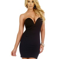 Amira Strapless Mini