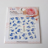 M-25 Nail Art Water Decal Nail Art Water Transfer Sticker DIY Nail Art
