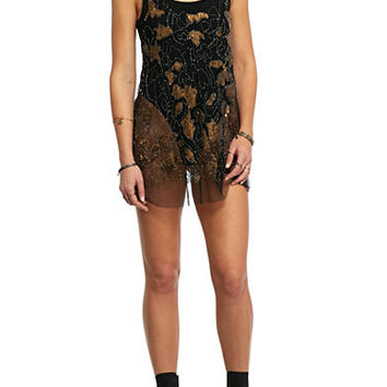 Free People Metal Maiden Slip