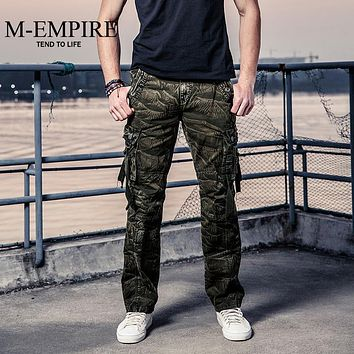 M-EMPIRE 4 colors military army camouflage cargo pants tactical pants men militar brand clothing paintball trousers men #3235