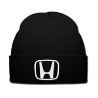 HONDA EMBROIDERED beanie or SNAPBACK hat