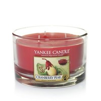 Yankee Candle® Cranberry Pear 3-Wick Candle