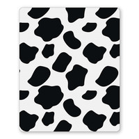 Cow Moo Pattern Mouse Pad