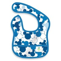 Disney Baby Mickey Mouse Blue Starter Bib from Bumkins®