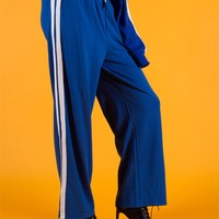 [SAMPLE] Superstar Track Pants | Blue