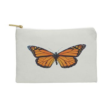 Chelsea Victoria The Queen Butterfly Pouch