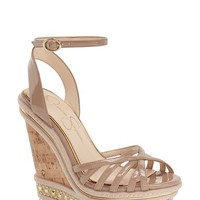 Jessica Simpson 'Aimms' Studded Platform Wedge Sandal (Women) | Nordstrom