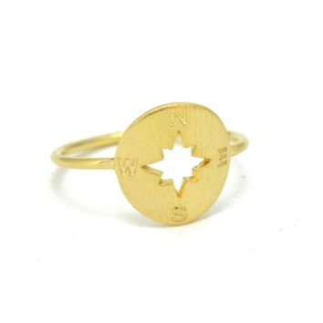 Compass Rose Ring » West Of Camden