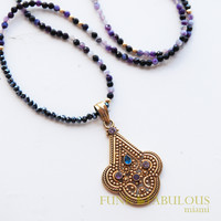Istanbul Jewel Long Necklace