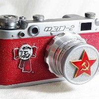 1957 FED2 camera rare RUSSIAN LEICA  from by RussianVintage