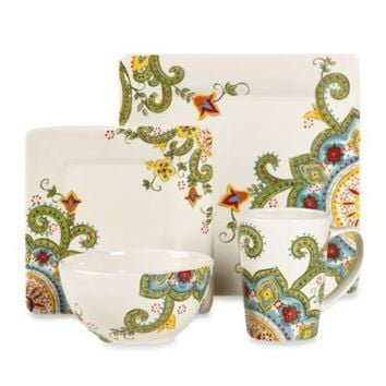 Tabletops Unlimited® Abbey 4-Piece Place Setting