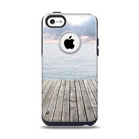 The Paradise Dock Apple iPhone 5c Otterbox Commuter Case Skin Set