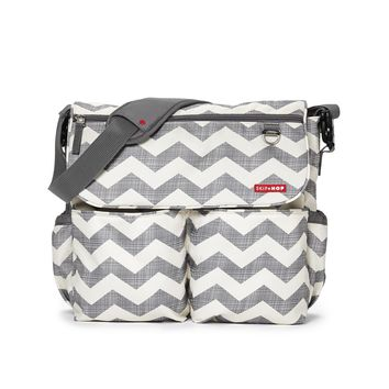 Skip Hop | Dash Signature Diaper Bag