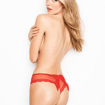 Double Bow Cheeky Panty - Very Sexy - Victoria's Secret