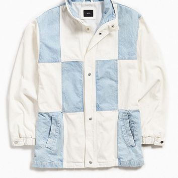 BDG Patchwork Denim Jacket | Urban Outfitters