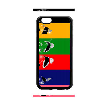 Mighty Morphin Power Rangers iPhone 6 Case