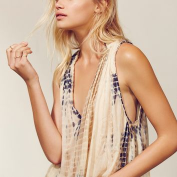 Free People Tie Dye Yulia Top