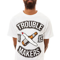 The Vice Tee in White
