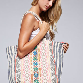 Island Tapestry Tote