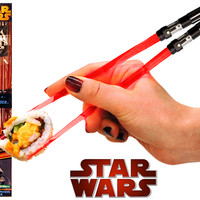 DARTH VADER LIGHT UP CHOPSTICKS