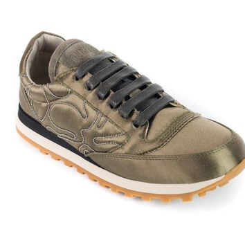 Sneakers olive Brunello Cucinelli qHCcnp