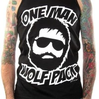 The Hangover Tank Top - One Man Wolf Pack
