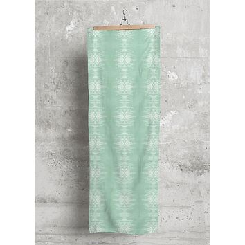 Mint Abstract Pattern