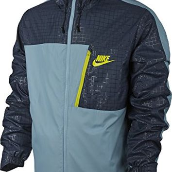 Nike Men's Sportswear Advance 15 Full Zip Fleece Jacket 831861-408