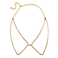 LAB by Laura Busony: Anti Collar Necklace, at 21% off!