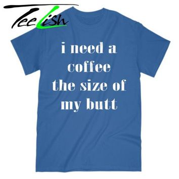 Coffee tshirt for women