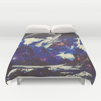 Comet Duvet Cover by DuckyB (Brandi)