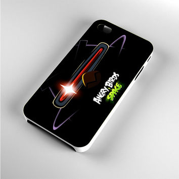 Angry Birds Space 2 Landscape iPhone 4s Case