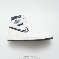 "Air Jordan 1 Retro High OG ""Metallic Navy"" - Best Deal Online"