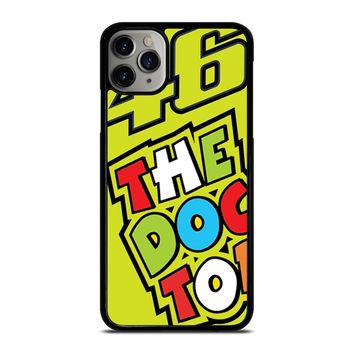 VALENTINO ROSSI VR46 THE DOCTOR iPhone Case Cover