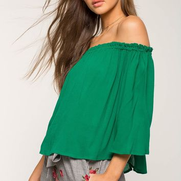 Lyn Off Shoulder Top