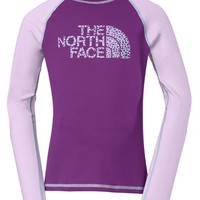 The North Face Girl's 'Dogpatch' Long Sleeve Rashguard