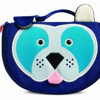 BUILT Big Apple Buddies Insulated Lunch Bag, Delancey Doggie