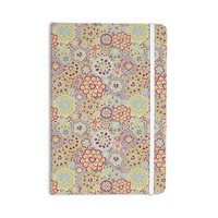 """Julia Grifol """"My Happy Flowers in Red"""" Everything Notebook"""