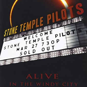 Stone Temple Pilots : Alive in the Windy City DVD