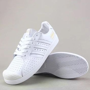 Trendsetter Adidas Forest Hills 72 Fashion Casual  Low-Top Old Skool Shoes