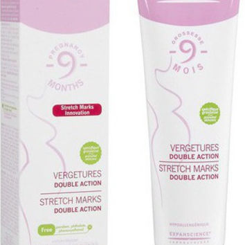 Mustela Pregnancy 9 Months Anti Stretch Marks Double Action 250ml (8.45oz)