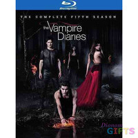 VAMPIRE DIARIES:COMPLETE FIFTH SEASON